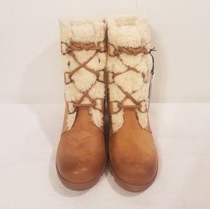 Sorel Shoes - 🆕️JOAN OF ARCTIC WEDGE II SHEARLING BOOTS *NEW*